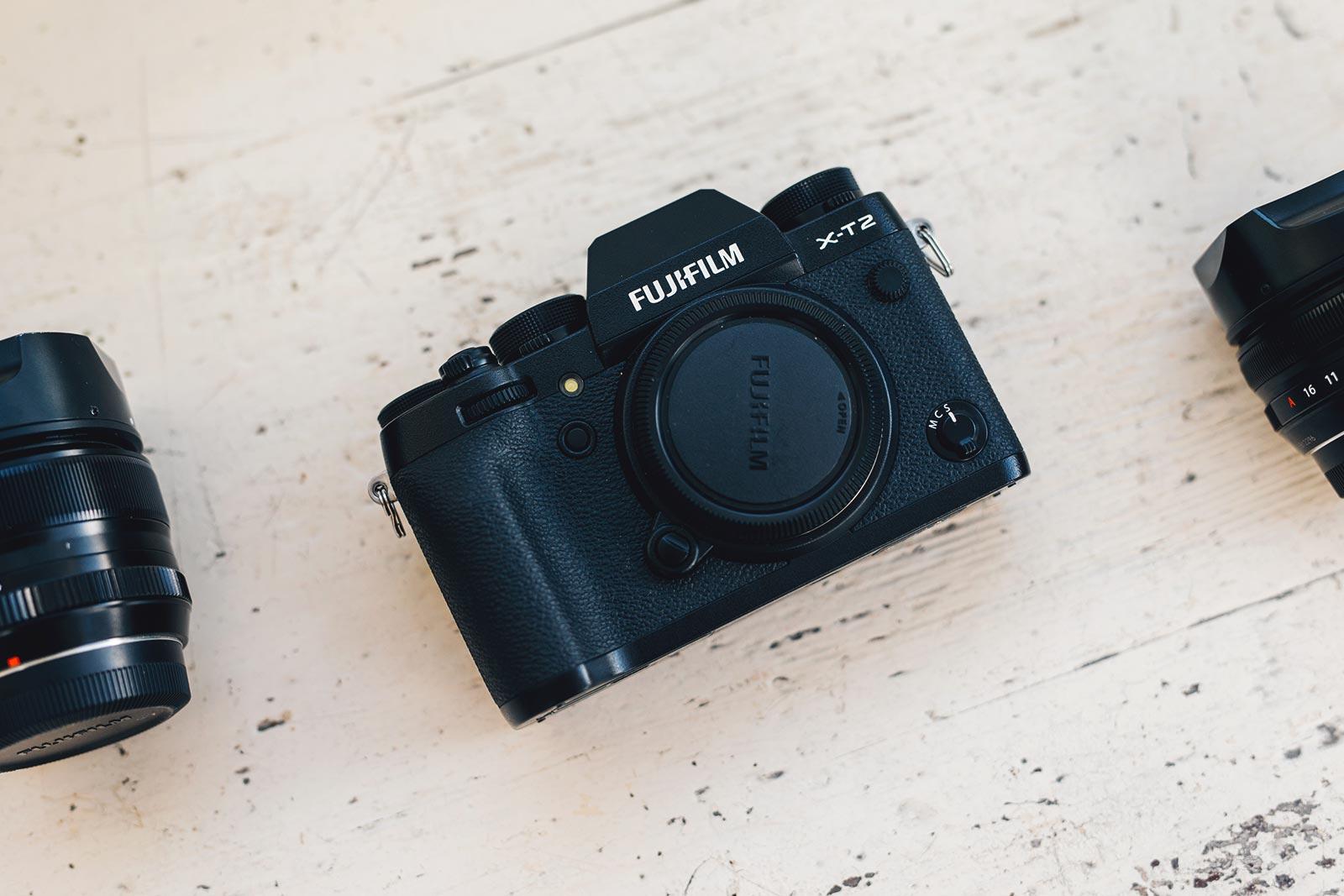 appareil photo fujifilm xt-2