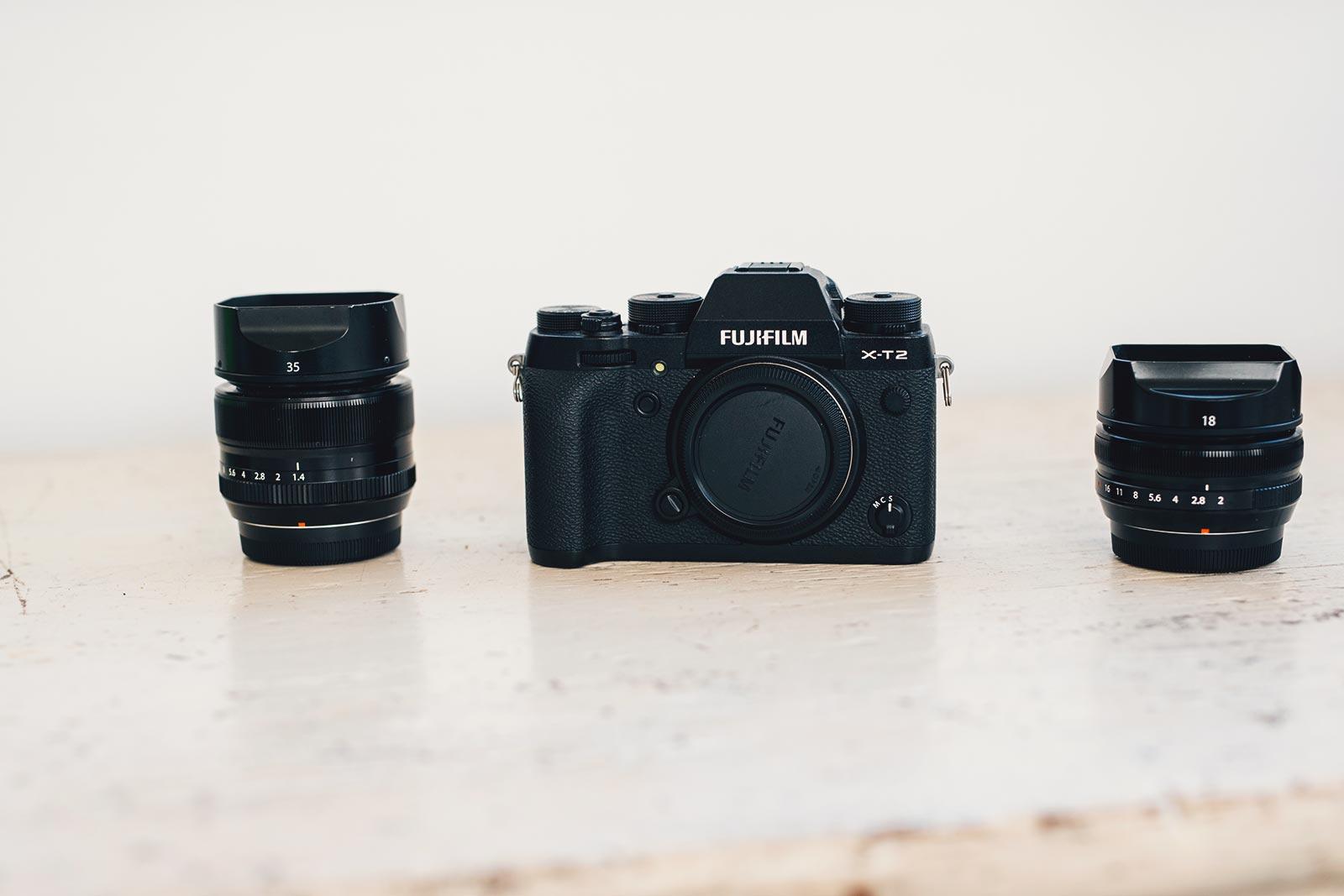 test appareil photo fujifilm xt-2