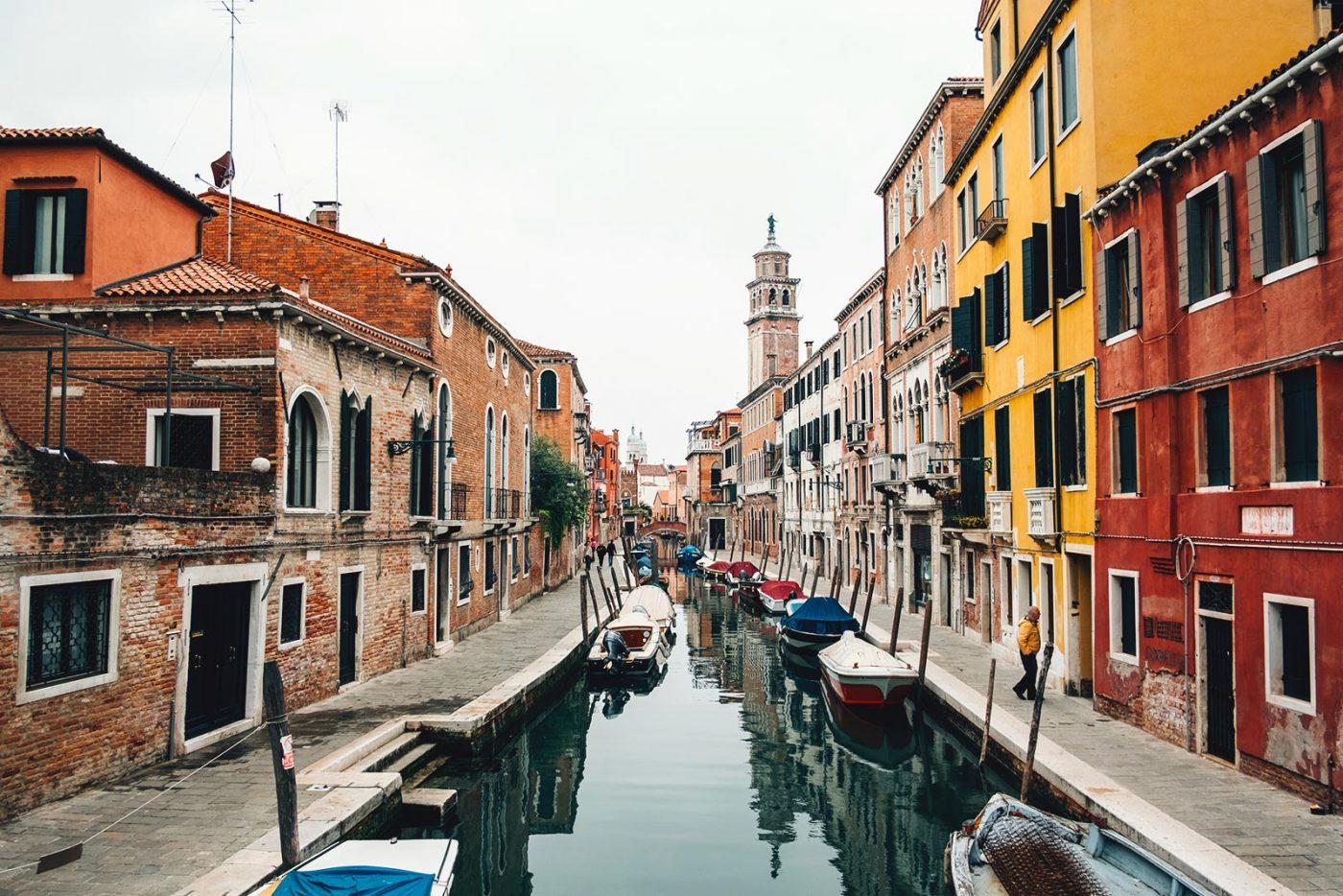 A la découverte de Venise, la Sérénissime