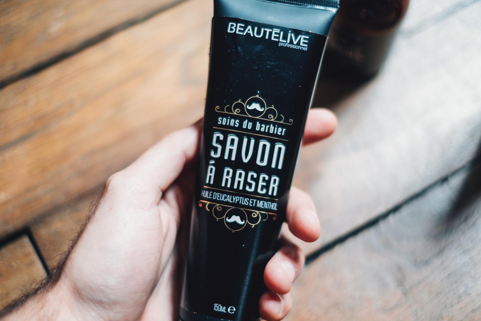Astuces savon à barbe