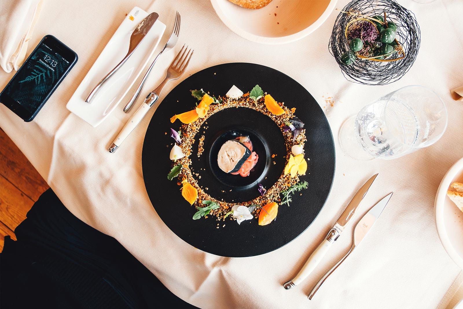 Restaurant Toque Autriche Stubai
