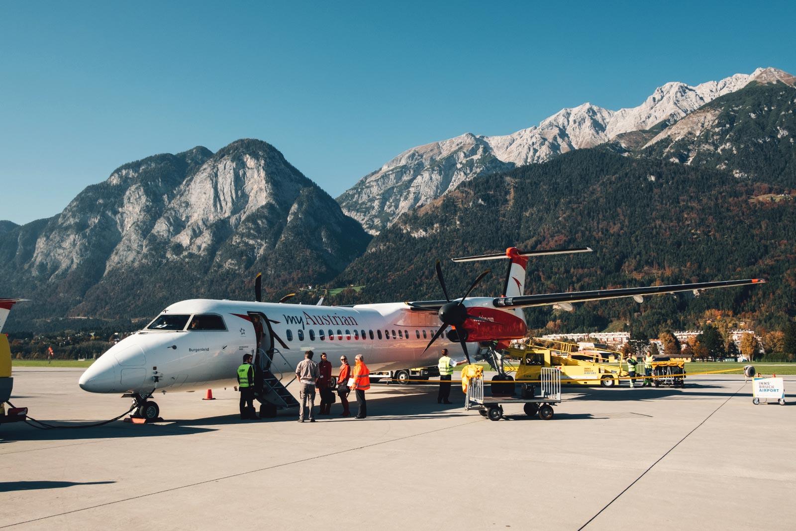 Voyage en Autriche à Stubai