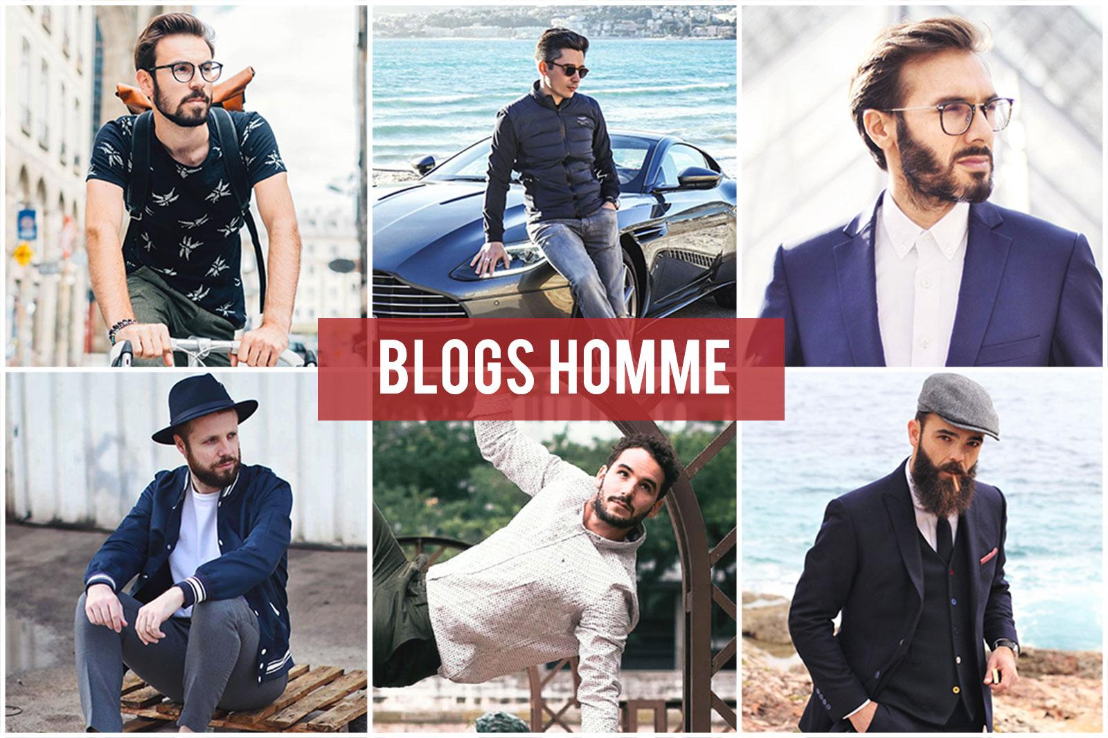 Blogs Homme