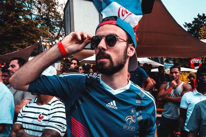 Champions du Monde 2018